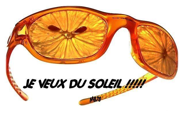 Je veux du soleil !